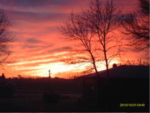 good pic sun rise
