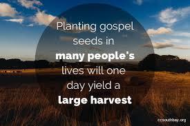 Planting God's Word 10-2015