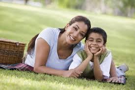 happy single mom 11-15
